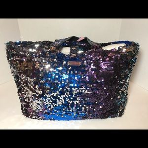 Brasi&Brasi NWT BIG Sequin Duffle/Tote SOLD OUT
